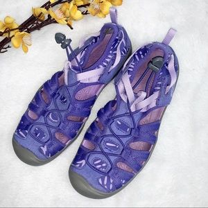 KEEN   4 Girls H2 Hiking Water Shoes Sandals